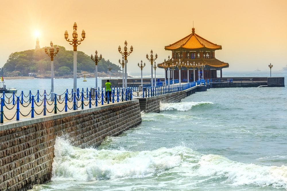 Qingdao ocean