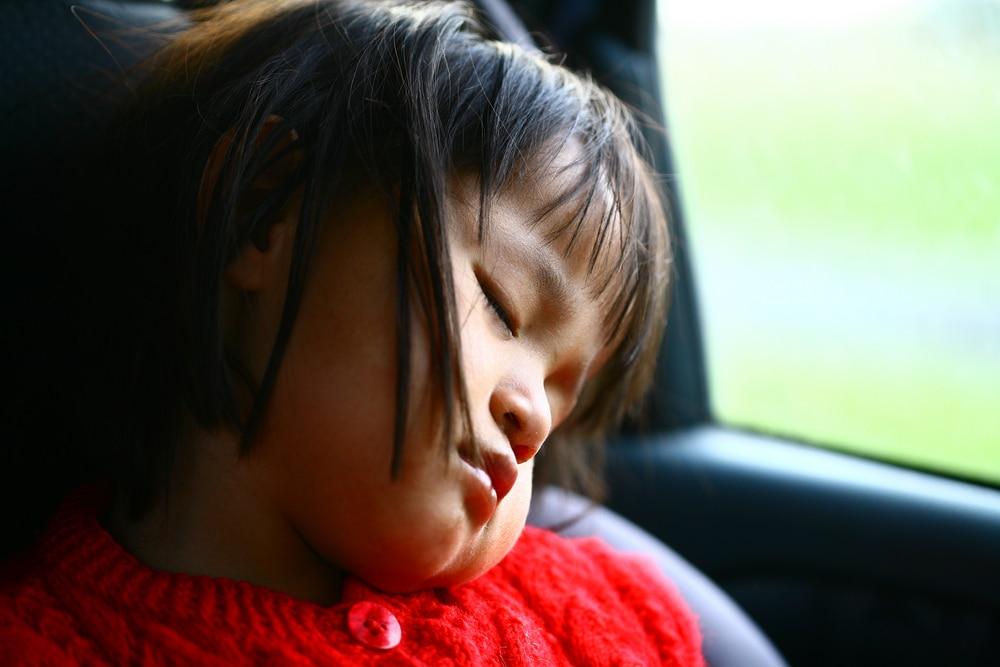 Car seats in China