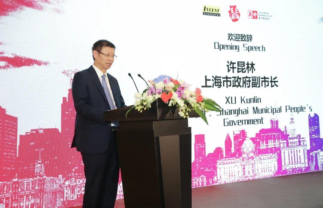 Vice Shanghai Mayor