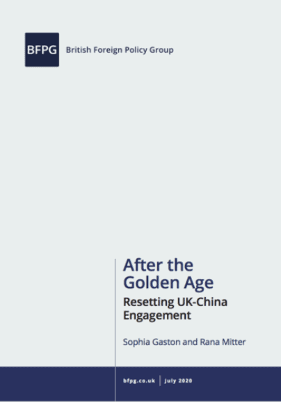 After the Golden Age report