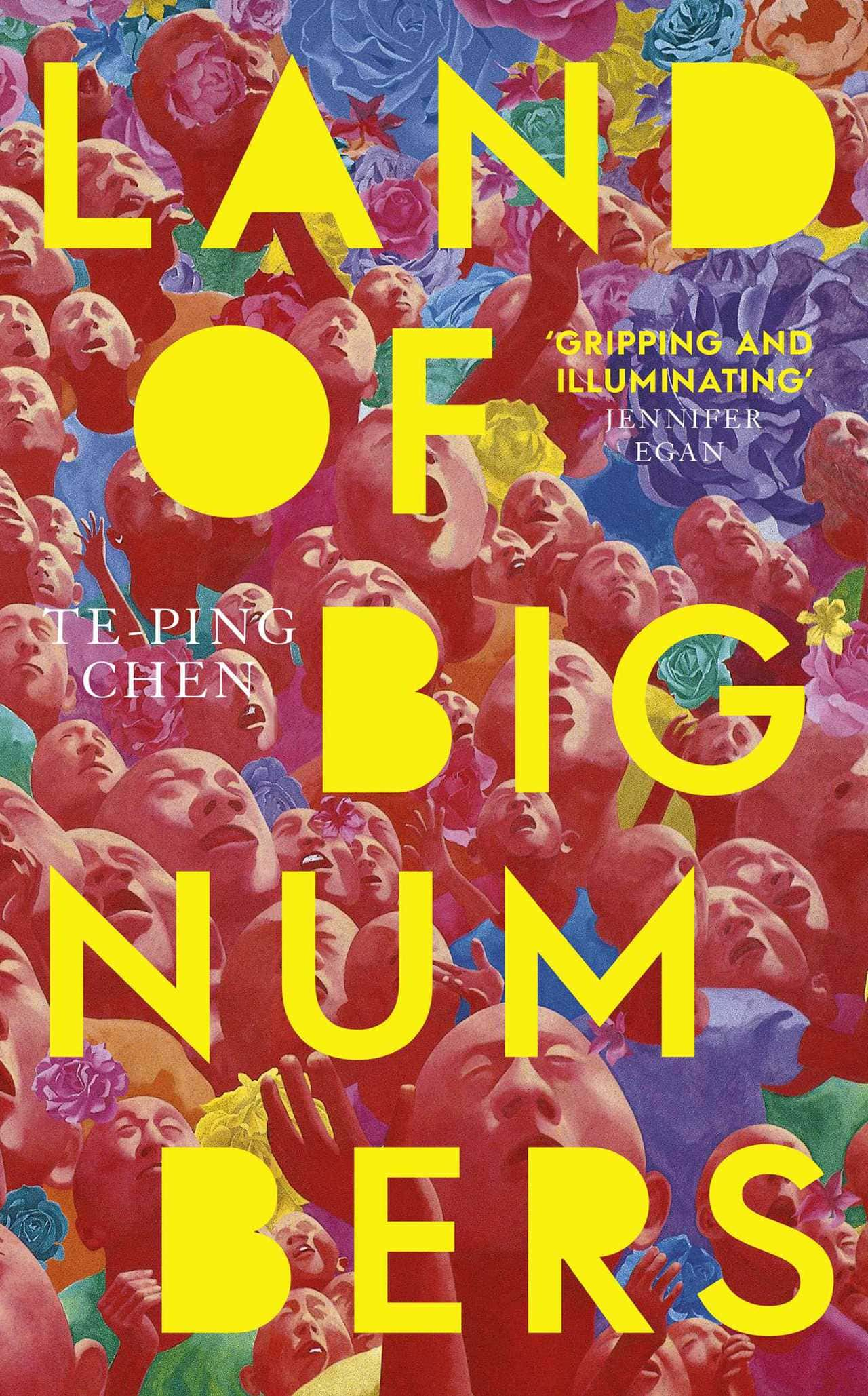 Land of Big Numbers, Te-Ping Chen